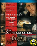 The Counterfeiters (2008) (Region A Blu-ray) (English Subtitled) German Movie
