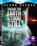 The Day The Earth Stood Still Blu-Ray (2008) (Region A) (Hong Kong Version)