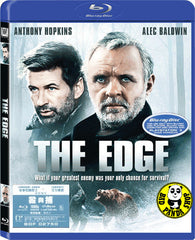 The Edge Blu-Ray (1997) (Region A) (Hong Kong Version)