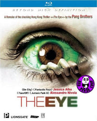 The Eye Blu-Ray (2008) (Region A) (Hong Kong Version)