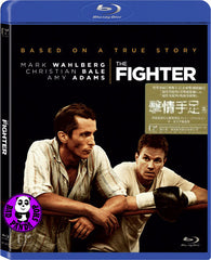 The Fighter Blu-Ray (2010) (Region A) (Hong Kong Version)