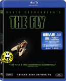 The Fly Blu-Ray (1986) (Region A) (Hong Kong Version)