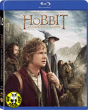 The Hobbit: An Unexpected Journey 哈比人: 不思議之旅 Blu-Ray (2012) (Region A) (Hong Kong Version) 2 Disc
