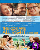 The Kids Are All Right Blu-Ray (2010) (Region A) (Hong Kong Version)