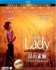 The Lady Blu-Ray (2011) (Region A) (Hong Kong Version)