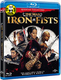 The Man With The Iron Fists Blu-Ray (2012) (Region A) (Hong Kong Version)