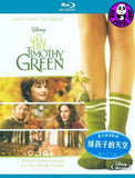 The Odd Life Of Timothy Green Blu-Ray (2012) (Region A) (Hong Kong Version)