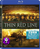 The Thin Red Line Blu-Ray (1998) (Region A) (Hong Kong Version)