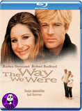 The Way We Were Blu-Ray (1973) (Region A) (Hong Kong Version)