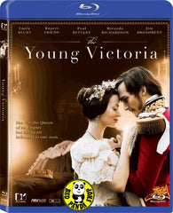 The Young Victoria Blu-Ray (2010) (Region A) (Hong Kong Version)