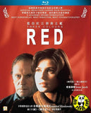 Three Colours - Red (1994) (Region A Blu-ray) (English Subtitled) French Movie
