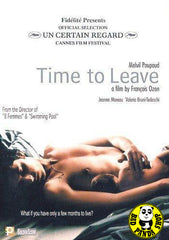 Time To Leave (2005) (Region 3 DVD) (English Subtitled) French Movie