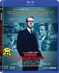 Tinker Tailor Soldier Spy Blu-Ray (2011) (Region A) (Hong Kong Version)