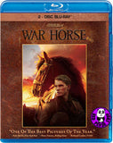 War Horse Blu-Ray (2011) (Region A) (Hong Kong Version)