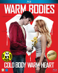 Warm Bodies Blu-Ray (2013) (Region A) (Hong Kong Version)