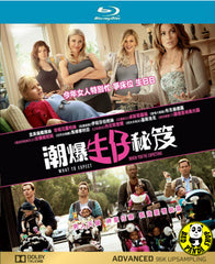 What To Expect When You're Expecting Blu-Ray (2012) (Region A) (Hong Kong Version)