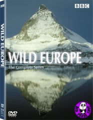 Wild Europe - The Complete Series DVD (BBC) (Region 3) (Hong Kong Version)