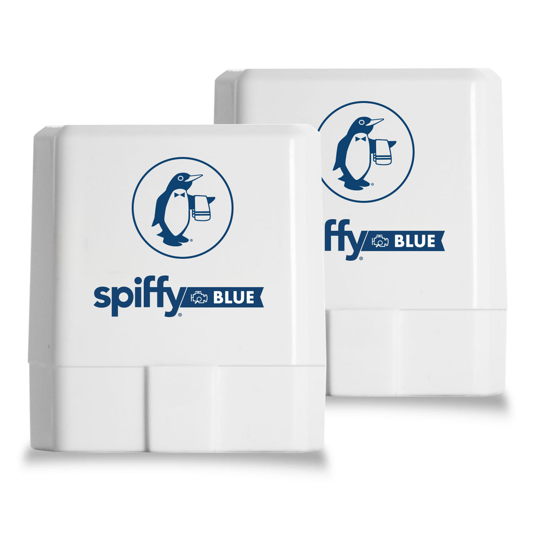 Spiffy Blue - 2 Pack