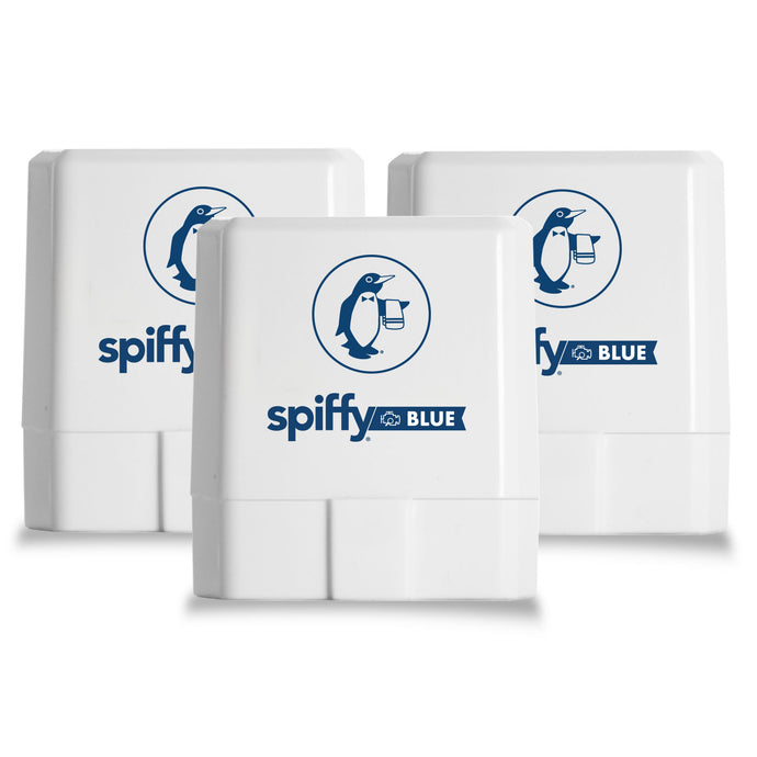 Spiffy Blue - 3 Pack