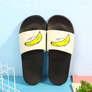 Chanclas Banana - Negro