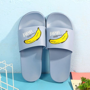 Chanclas Banana - Azul