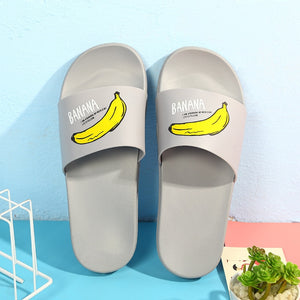 Chanclas Banana - Gris