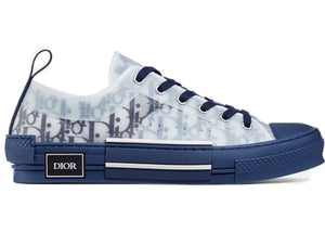 Dior B23 Low Top Blue Oblique