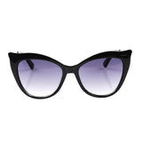 Black Squared Cat Eye Specs