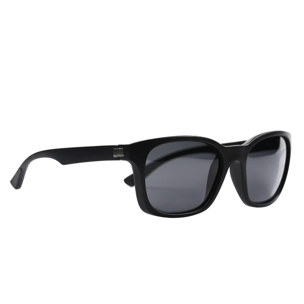 Black Wrap-Around Rectangle Specs