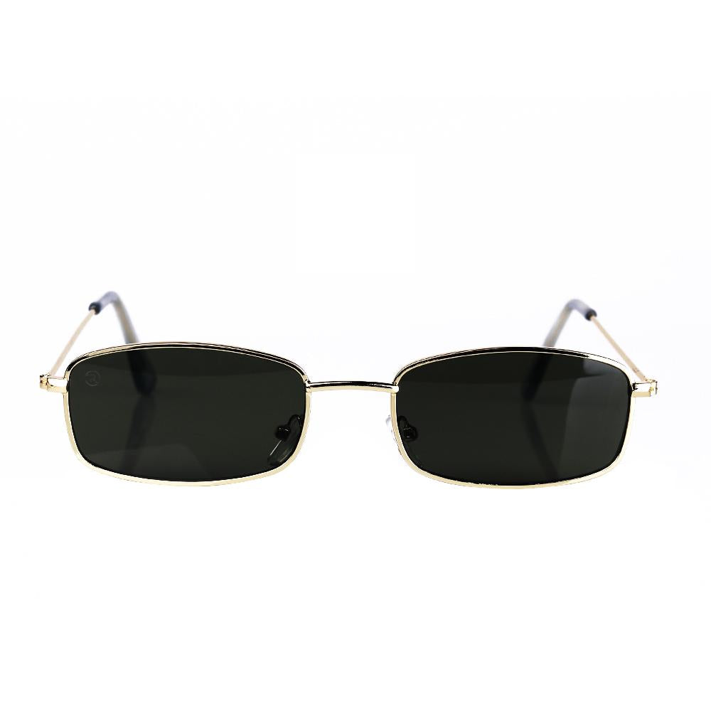 Rectangular Gold Specs