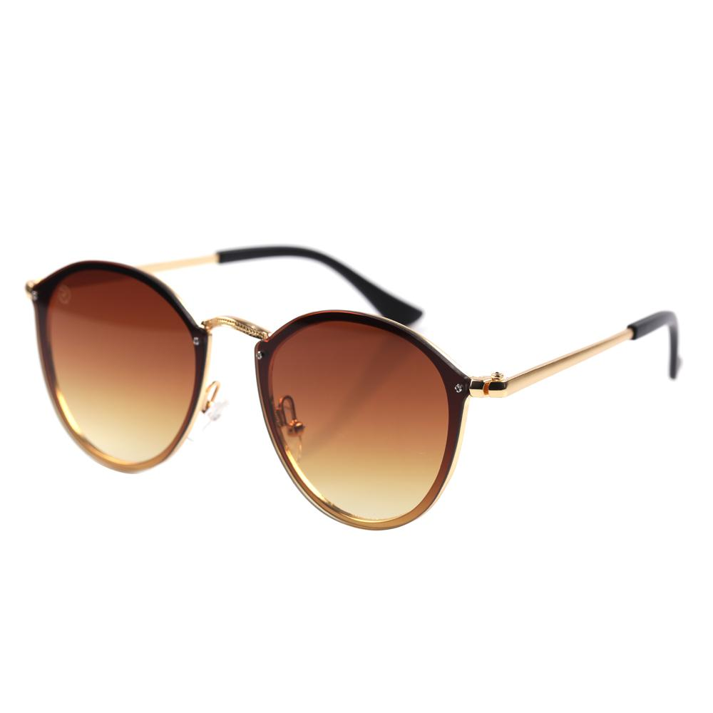 Light Brown Clubmaster Specs