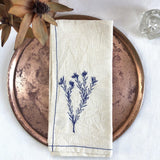 SALE Napkins SET OF 4 Fynbos  (COTTON)