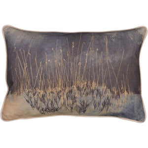 Stormy Wetlands Cushion Cover (Printed)