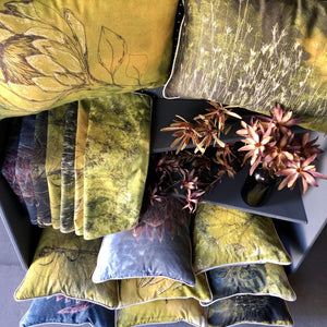 Grasses Cushion Cover (Printed)