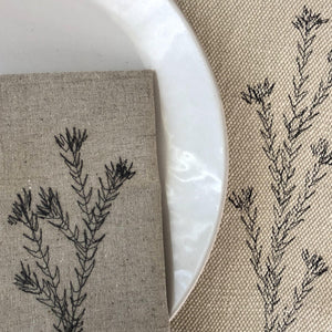 HEMP Fynbos Napkins (set of 4)