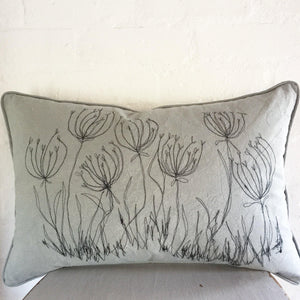 Fennel Flower Cushion Cover