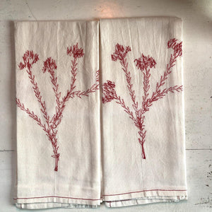 SALE Tea Towel / Hand Towel Fynbos (COTTON)