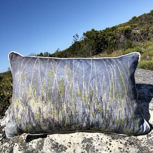 New Shoots Wetlands Cushion Cover (Printed)