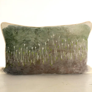 Dusk Wetlands Cushion Cover