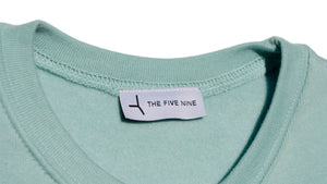 🚀  crop top sweatshirt - Soft green