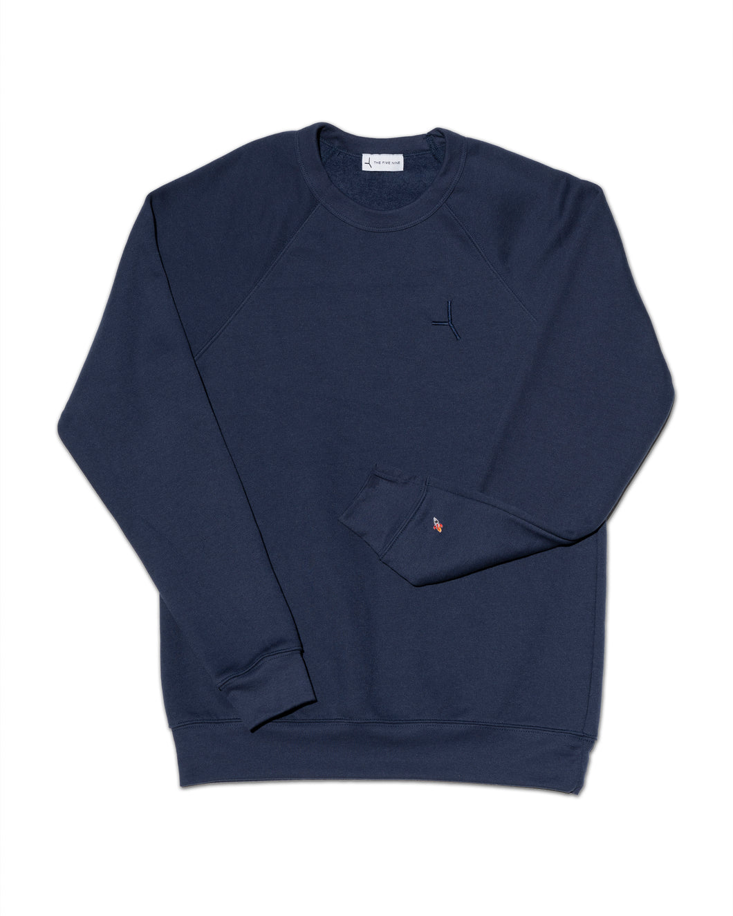 🚀 Sweatshirt - Deep blue