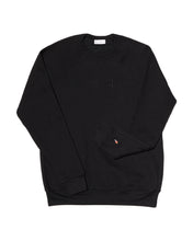 Load image into Gallery viewer, 🚀 Sweatshirt - Straight black