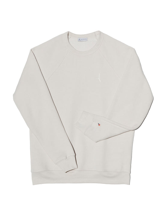 🚀 Sweatshirt - Dusty white