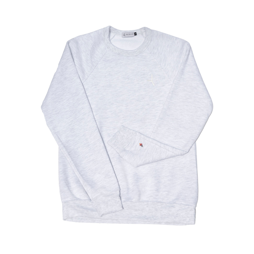 🚀 Sweatshirt - Stone Grey
