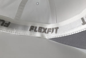 Flex Fit hat - White