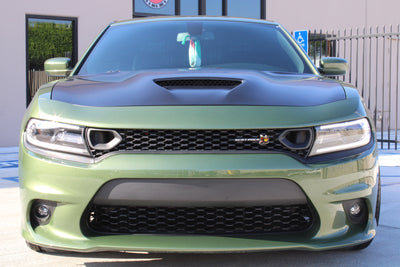 2019 F8 GREEN DODGE CHARGER SCATPACK