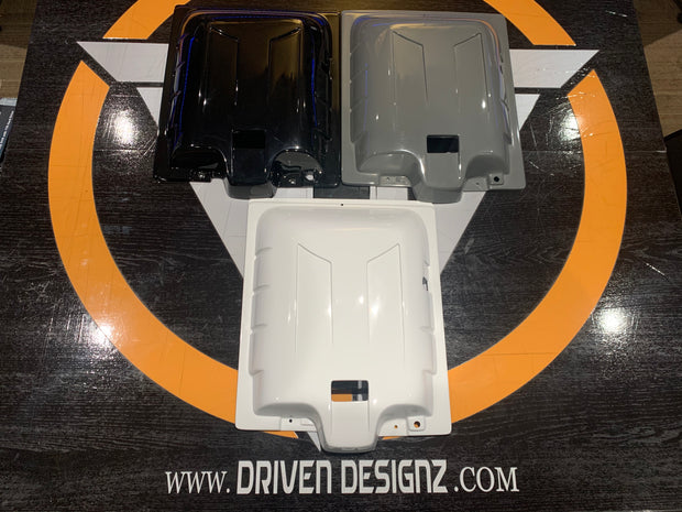 DRIVEN DESIGNZ SUPERCHARGER COVER