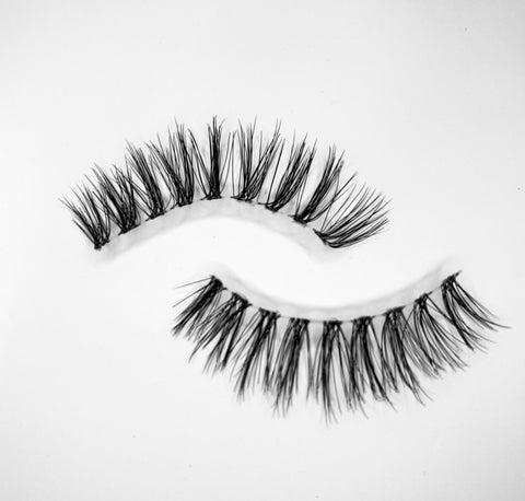 Invisastrip lashes (6 pairs)