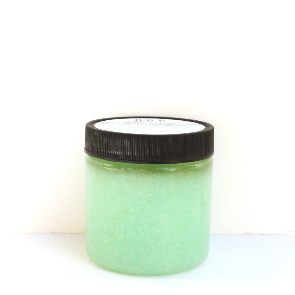 Load image into Gallery viewer, Eucalyptus & Mint Body Scrub