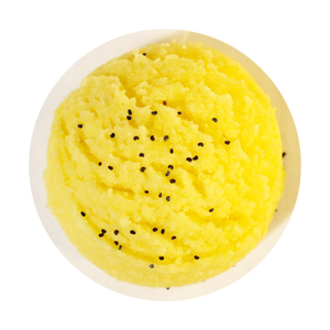 Lemon & Poppy Seed Bath Truffle (Bath Bomb)